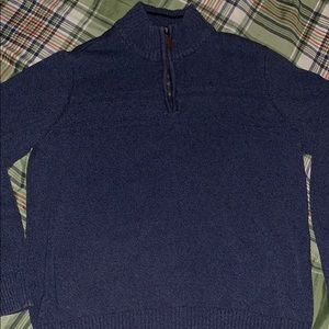 Dockers men's blue Sweater